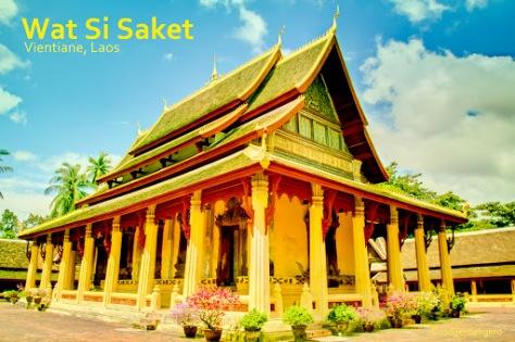 Laos: Stop-over in Vientiane